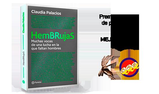 Libro-muchas-voces-de-una-lucha-en-la-que-faltan-hombres-Caludia-Palacios-premio-CPB-mejor-libro-2020